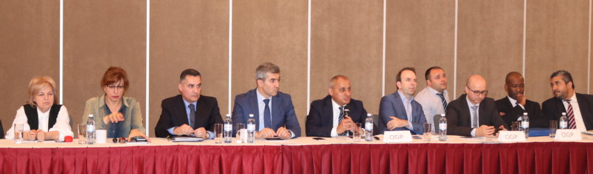 The Government and Civil Society Dialogue Platform on Open Government Initiative held a meeting with a delegation of the Open Government Partnership