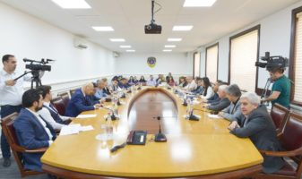 """Alimammad Nuriyev: """"Conclusions have been achieved in the discussions with the Ministry of Taxes"""""""